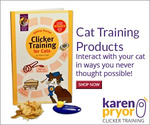 Cat Training Products