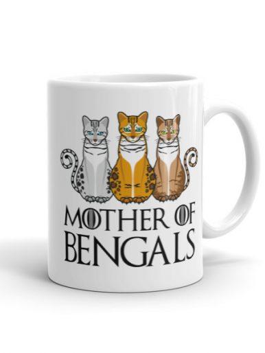 Mother Of Bengals Mug