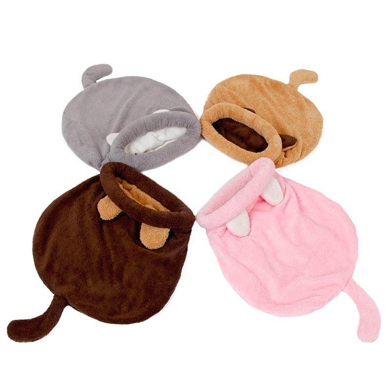 Cute Sleeping Bag Cat Beds