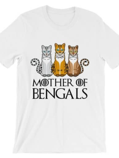 Mother Of Bengals T-Shirt