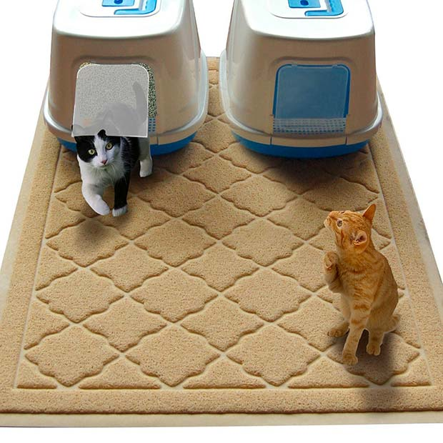 Easyology JUMBO Size Cat Litter Mat