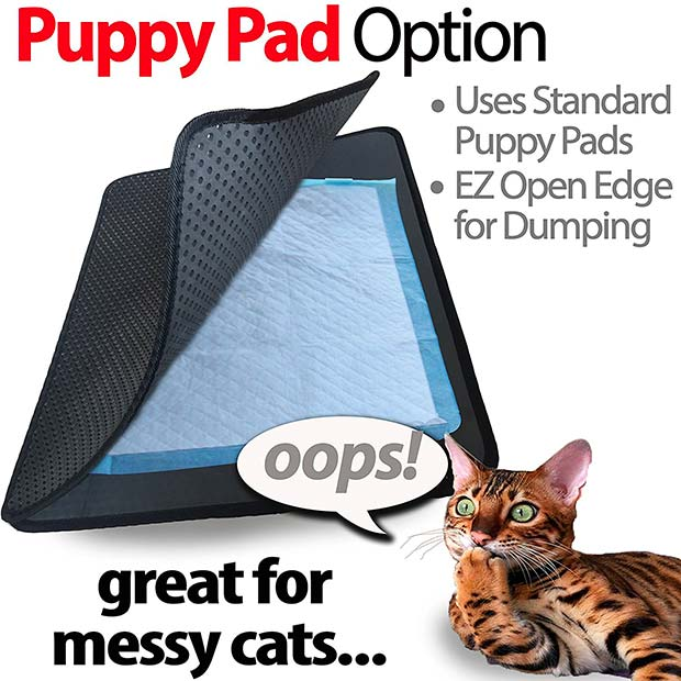 iPrimio Cat Litter Trapper Mat